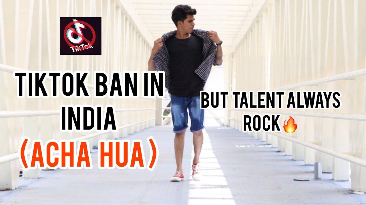 Tiktok Ban In India 🇮🇳 But Talent Nahi Rukega | Acha hua Band ho Gaya | Popping Dance Freestyle