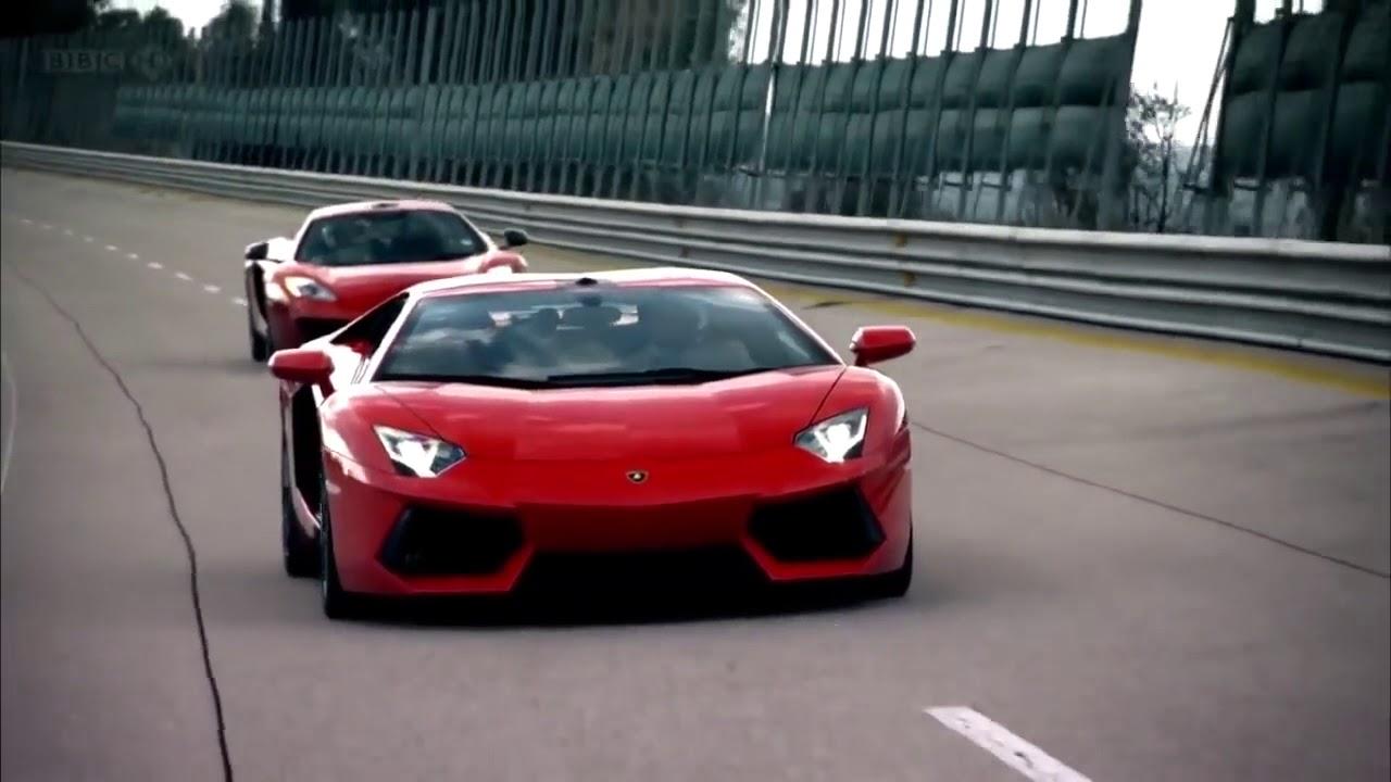Top Gear Лучший среднемоторный суперкар Часть 2 | топ гир супер путешествие