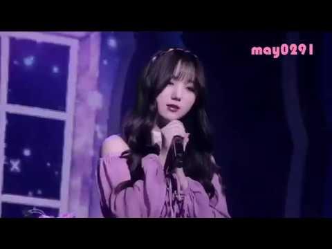[INDO SUB] LOVELYZ (BabySoul Jin & Kei) - 새벽별 (Morning Star) @Alwayz Concert