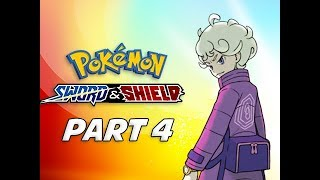 RIVAL BEDE - POKEMON SWORD & SHIELD Walkthrough Part 4 (Nintendo Switch)