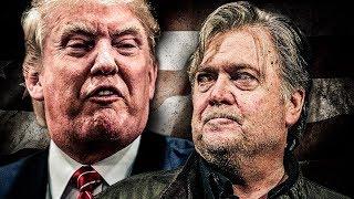 Trump Threatens To Sue Bannon As Political Catfight Escalates