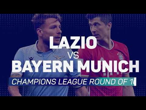 Lazio vs Bayern Munchen Promo | Uefa Champions League Round of 16 | UEFA 2021 | Footnews