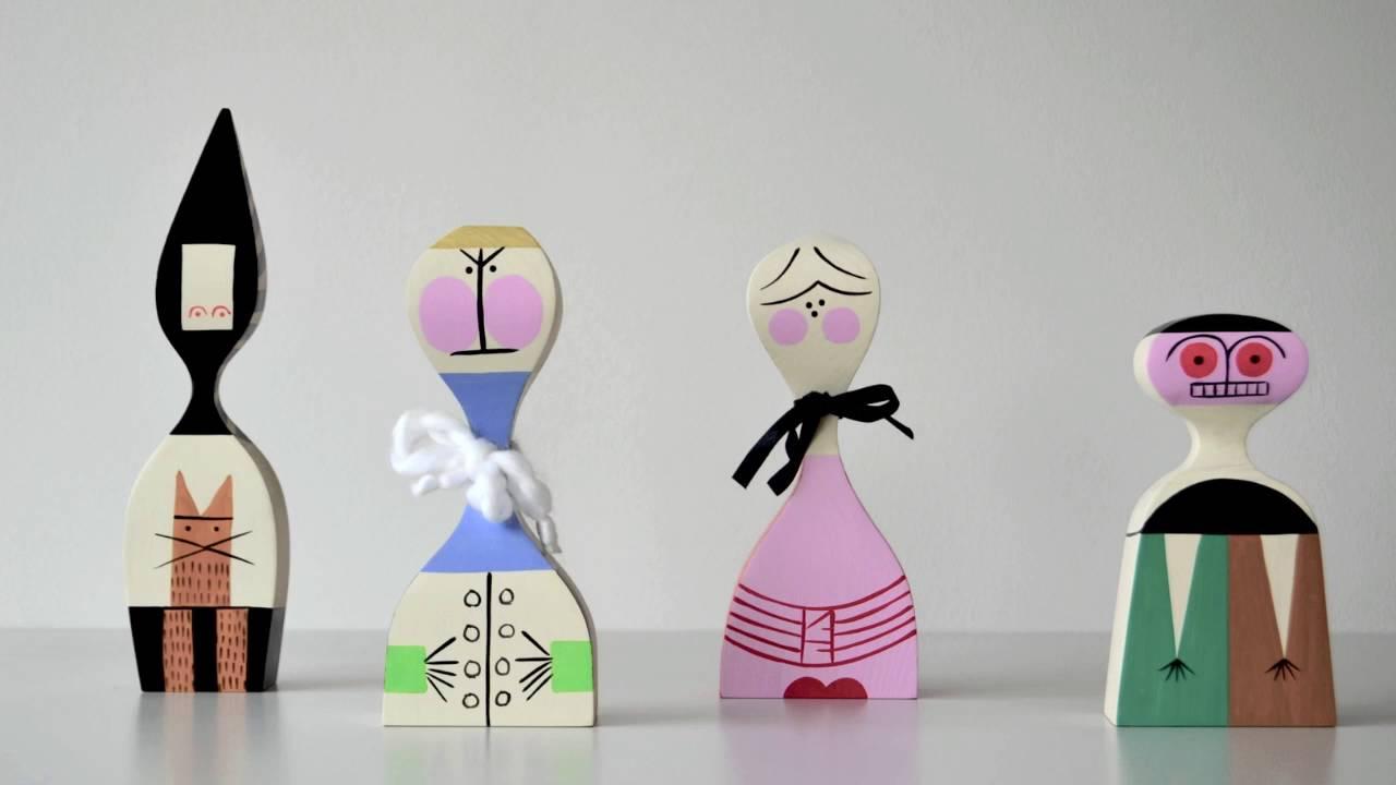 Vitra dolls il chiodo design oggetti youtube for Oggetti design online