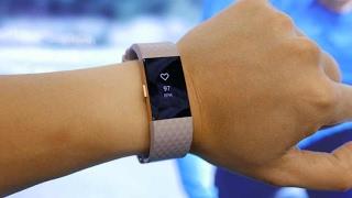 Fitbit Charge 2 Nederland en België
