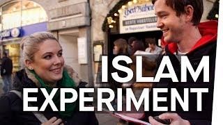 EXPERIMENT: Vorurteile gegen den  Islam | Haben wir ein Problem mit dem Islam? Folge 1/5
