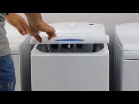 Как выбрать стиральную машинку с вертикальной загрузкой