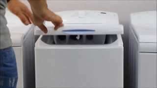 Выбрать стиральную машину с вертикальной загрузкой Whirlpool. Купить стиральную машину.(Отличный видео-обзор про стиральные машины с вертикальной загрузкой сделал Интернет-магазин Fotos. Купить:..., 2013-11-25T11:14:44.000Z)