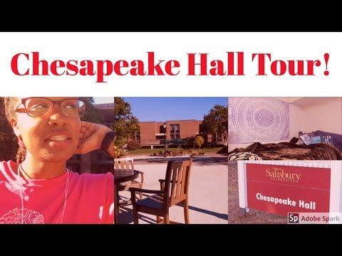 DORM ROOM TOUR! | Chesapeake Hall - Salisbury University