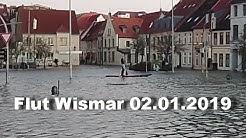 Die Flut - Bilder aus Heiligendamm und Wismar