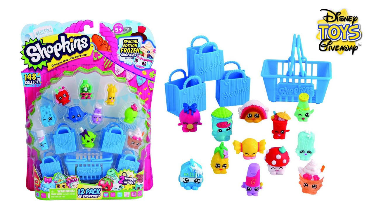 Free Stuff Shopkins Toys Giveaway Contest 66 Open 24