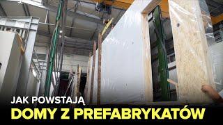 Domy z prefabrykatów - Fabryki w Polsce