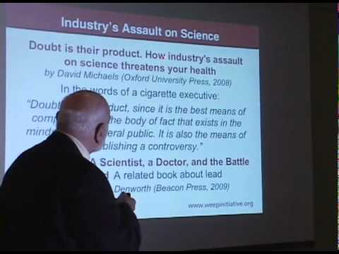 Dr. Martin Blank of Columbia University Cell Towers and Cancer-Bioinitiative Report.flv