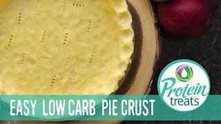 Protein Pie Crust – Protein Recipe
