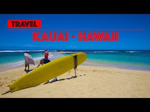 My amazing week in Kauai - Hawaii