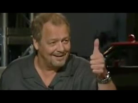 Starsky and Hutch star David Soul interview and lap - Top Gear - Series 2 - BBC