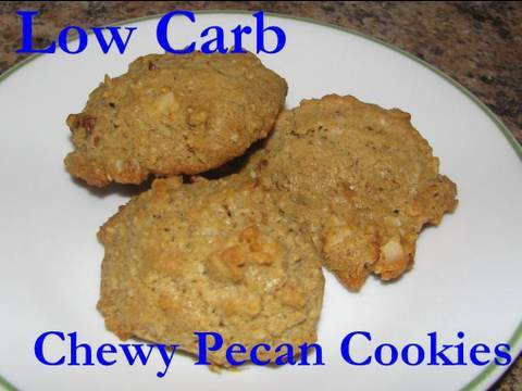 atkins-diet-recipe:-low-carb-chewy-pecan-cookies