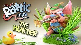 Cartoon | Rattic Mini – The Hunter | Cartoons For Kids | Funny For Kids | New Cartoons 2018