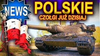 Już dzisiaj! Polskie czołgi - co mnie zawiodło a co zadowoliło? - World of Tanks
