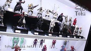 [東京コミコン2017] 名将MOVIE REALIZATION New item display