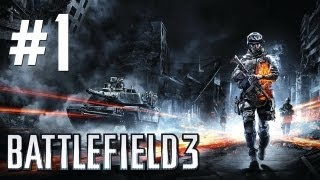 Battlefield 3 Detonado / Gameplay Parte #1 [PT-BR]