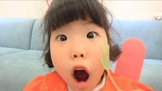 Kinderlieder und lernen Farben lernen Farben spielen Spielzeug in der Schule Kinderlieder Wort#8 로미유
