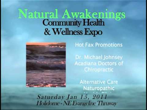 Natural Awakenings Community Health and Wellness Expo Lafayette LA