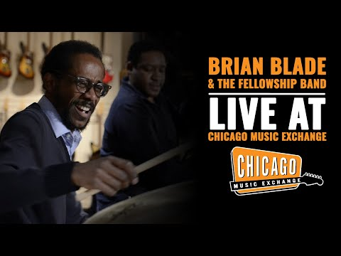 Brian Blade and The Fellowship Band (Live) at Chicago Music Exchange