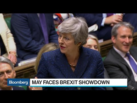 Cabinet Set for Showdown as May Presses for Brexit Deal