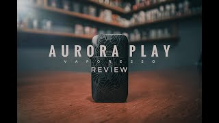AURORA PLAY | VAPOŔESSO | ( UNBOXING ) ( REVIEW )