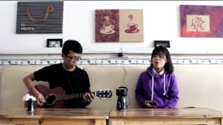 Vì Ai Vì Anh - Đông Nhi (Acoustic cover) by Khoa Anh ft. Thu Thảo