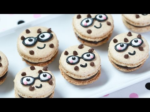 Make NERDY NUMMIES SMART COOKIE MACARONS - NERDY NUMMIES Pictures