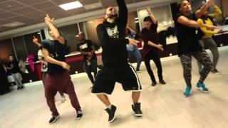 Guillaume Lorentz // Laisse bruler (Admiral T Feat Capleton) // Choreo Dancehall Hip Hop