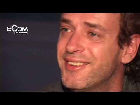 ARCHIVOS BOOM GUSTAVO CERATI entrevista 2003, Miami