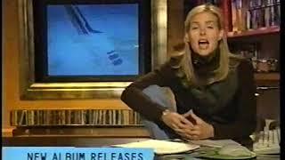 VH1 2001 Rebecca Rankin Music News Promo