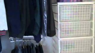 Maximizing Closet Space Using Elfa.mp4