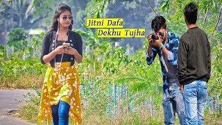 Jitni Dafa Dekhu Tujha | Heart Touching Love Story | Happy New Year 2019 Video
