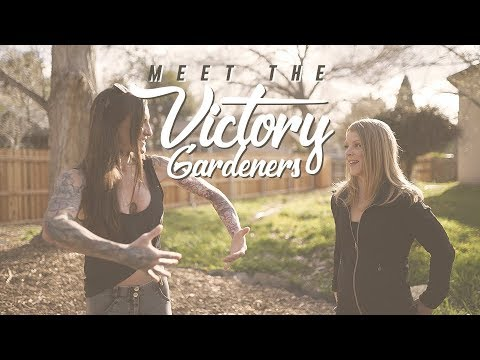 VG 1: Meet the Victory Gardeners