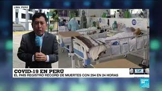 Informe desde Lima: siete médicos vacunados contra Covid-19 contrajeron el virus