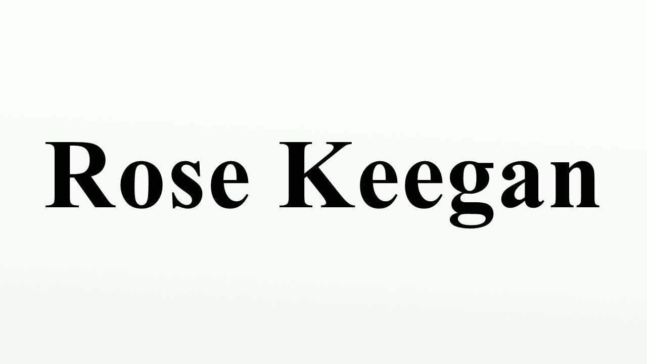 pics Rose Keegan (born 1971)