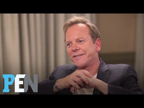 How Kiefer Sutherland Was Convinced To Get Rid Of His Motorcycle By Cop | PEN | Entertainment Weekly