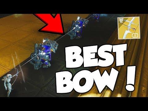 Best Bow in Destiny 2? Wish Ender Review! [Destiny 2 Forsaken]