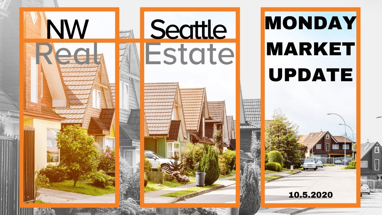 Monday NW Seattle Real Estate Market Update | October 5th, 2020