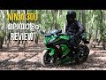 Ninja 300 Malayalam Review - Most desirable 2 Cylinder?  | Strell