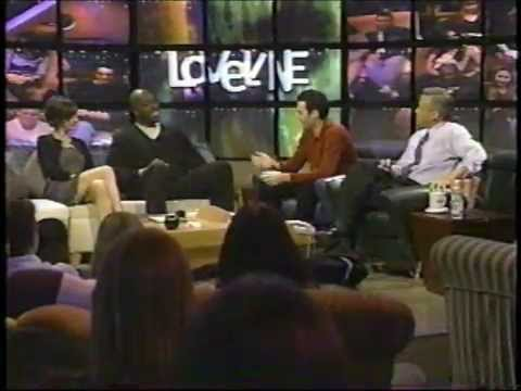 1999 - MTV's LOVELINE w/ guest John Salley - INCOMPLETE EPISODE