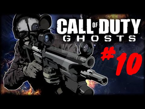 Call of Duty Ghosts Campaign Walkthrough Part 10 - Undercover in Enemy Lines thumbnail