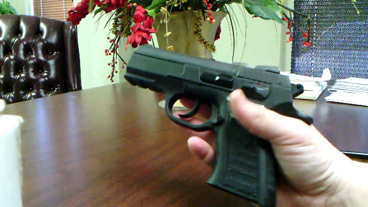 Eaa witness 9mm review - YouTube