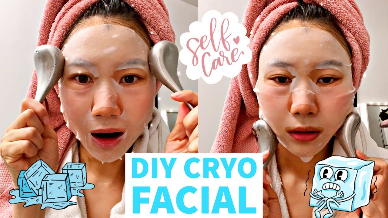 This Cryo Facial Froze My Face!!