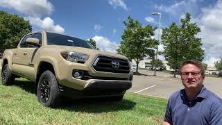 2020 Toyota Tacoma SR5 For Sale - Quicksand Color