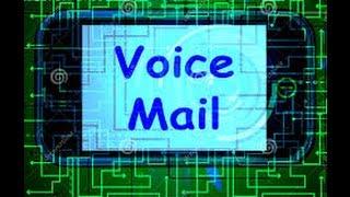 Remover MSG correio de voz