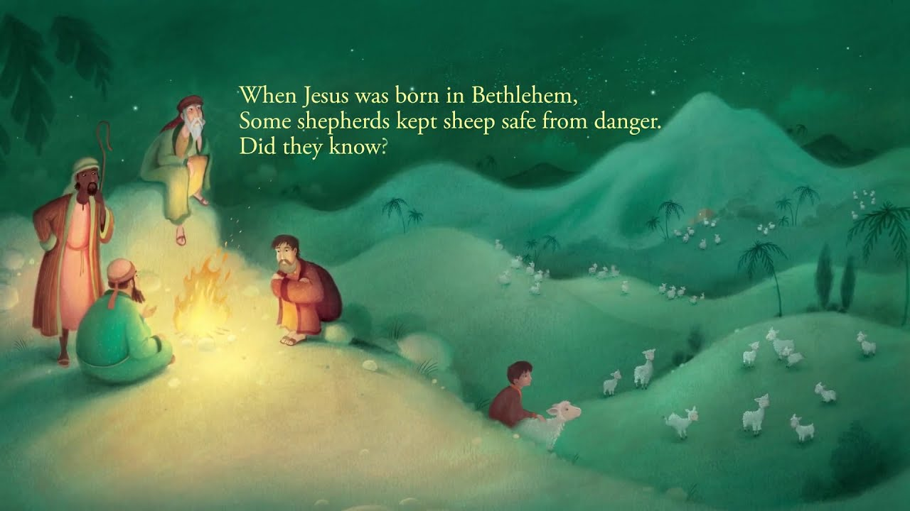 When Jesus was born